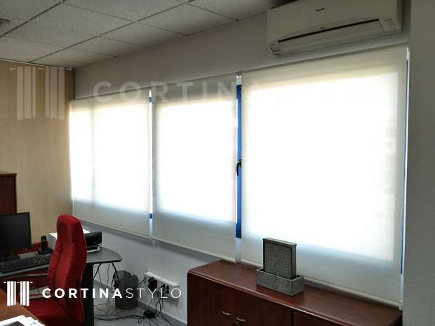 Galeria estores enrollables cortinas a medida madrid - Cortinas estores enrollables ...