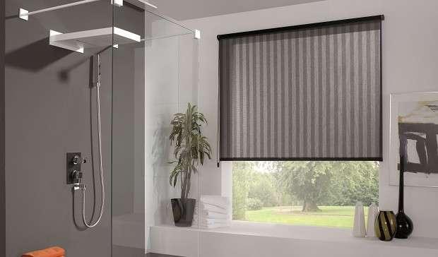 Productos estores enrollables translucido cortinas a - Estores enrollables madrid ...
