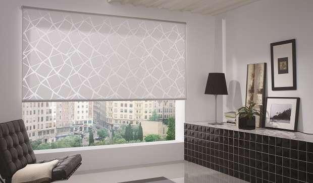 Productos estores enrollables translucido cortinas a - Estores enrollables a medida ...