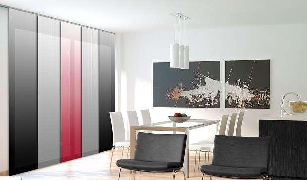 Productos paneles japoneses tecnico cortinas a medida madrid - Cortinas y paneles japoneses ...