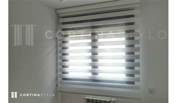 Productos estores enrollables d a y noche cortinas a - Estores a medida madrid ...